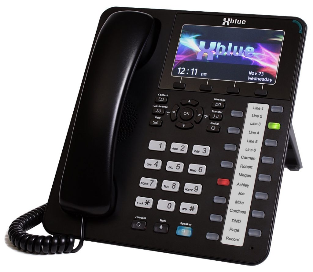 XBLUE X25 VoIP Phone System For Small Business XBLUE