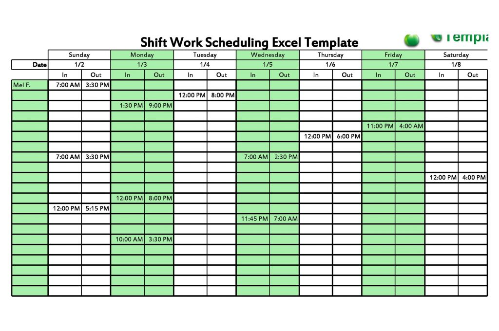 14 Dupont Shift Schedule Templats For Any Company Free