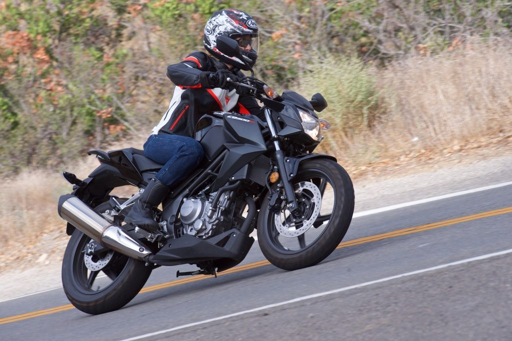 2016 Honda CB300F Review Commuter And Canyon Carver