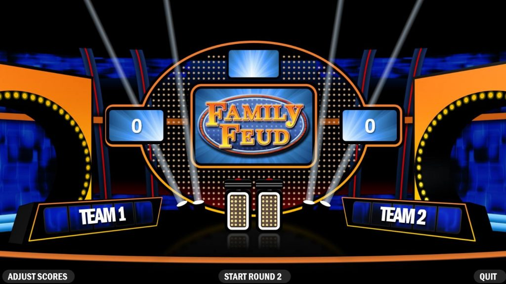 3 Best Free Family Feud PowerPoint Templates