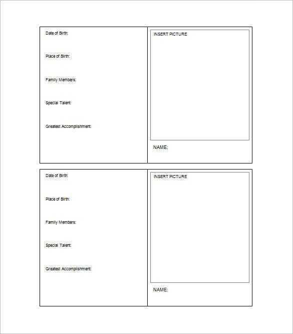 34 Trading Card Template Word PDF PSD EPS Free