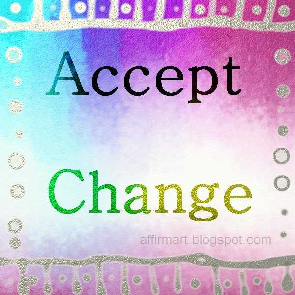 Quotes About Accepting Change QuotesGram