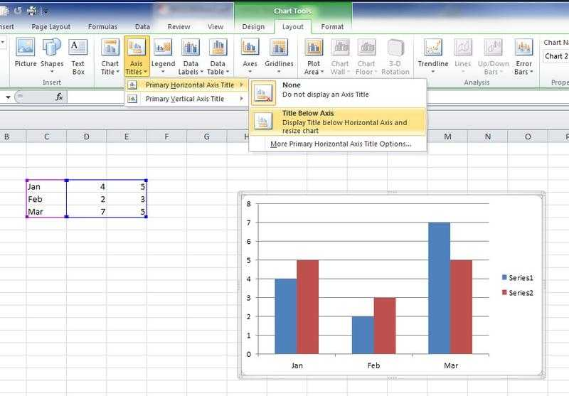 How To Label Chart Axes In Excel Tech Advisor