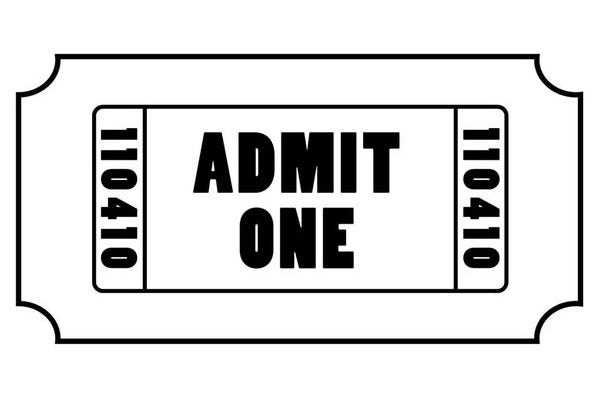 21 Admit One Ticket Templates In AI Word Pages PSD