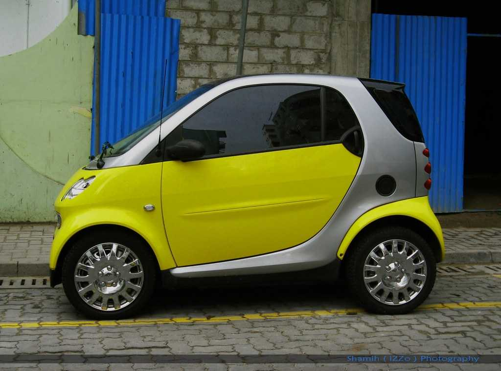 Beautiful Small Car A Very Beautiful Car Seen From Male