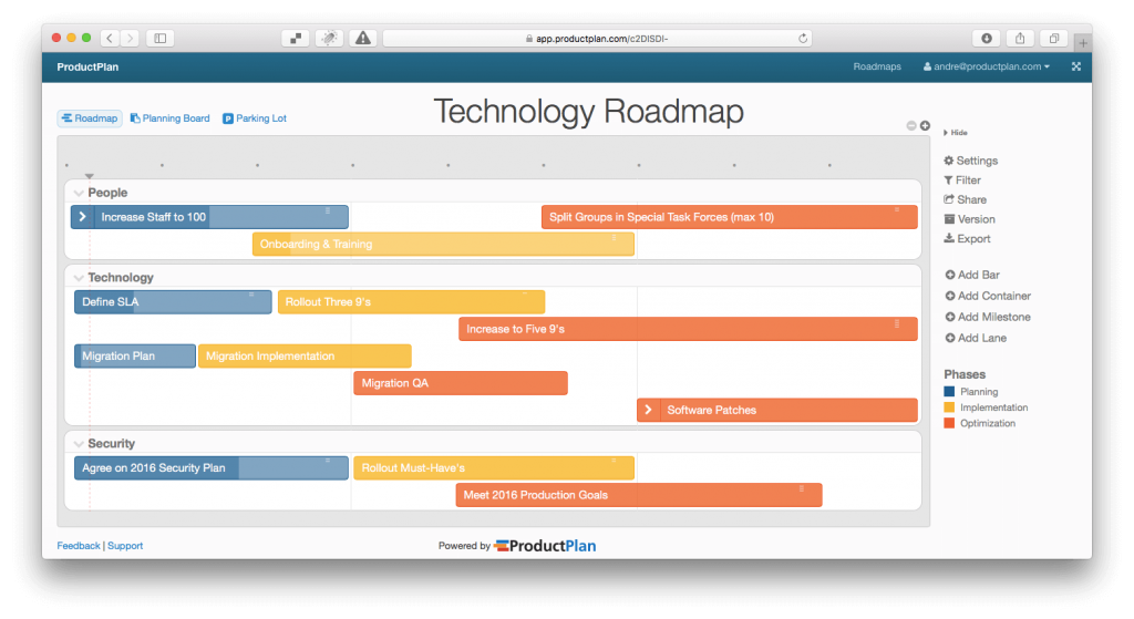 Benefit Versus Cost How To Prioritize Your Product Roadmap