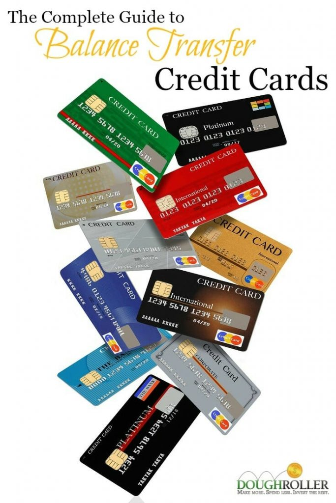 Best Balance Transfer Credit Cards Of 2017