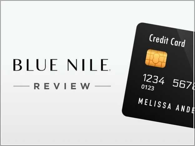 Blue Nile Credit Card Review