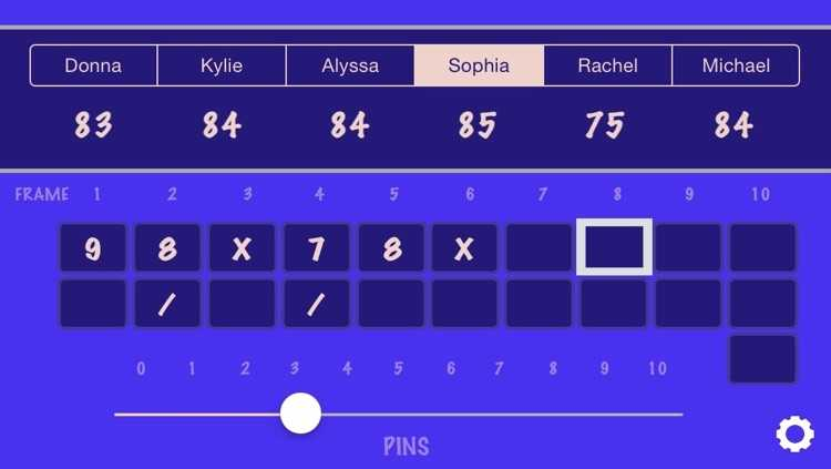Bowling Score Calculator By Malone Consulting LLC