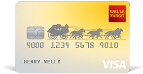 Cash Back Credit Card For College Students Wells Fargo