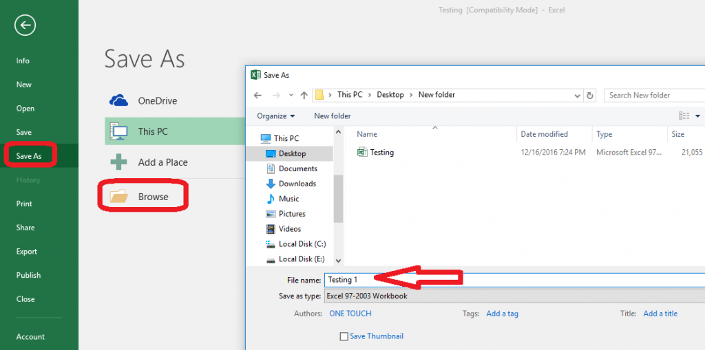 Learn New Things How To Reduce Excel File Size Without