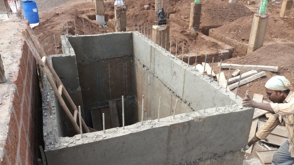 Design Of Septic Tank With Construction Cost YouTube