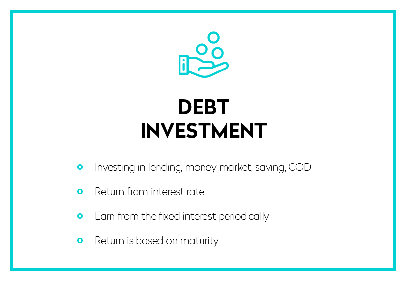 Differences Between Debt And Equity Investment JustCoded