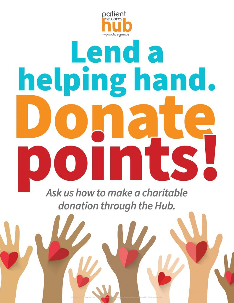 Donating To Charities With The Hub Hub Support Center