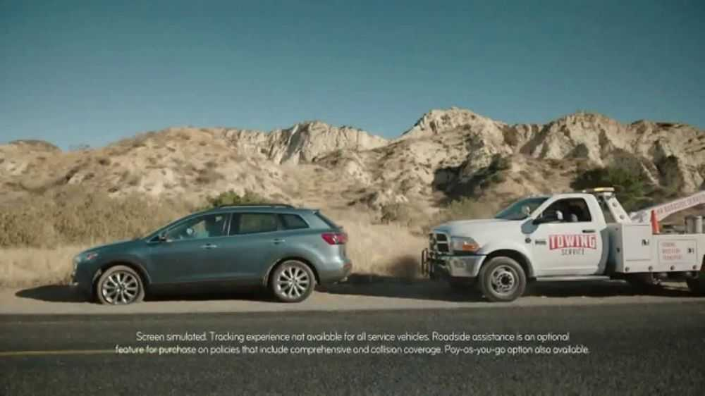 Esurance TV Commercial Rescued By Roadside Assistance