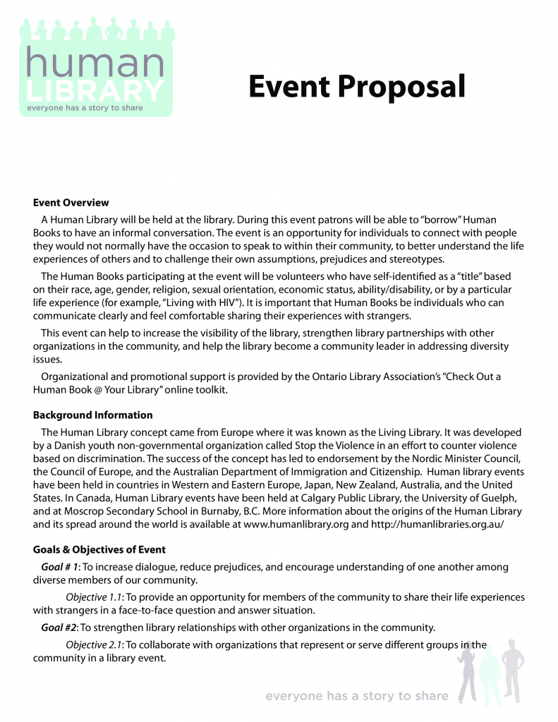 Event Sponsorship Proposal Template Templates At