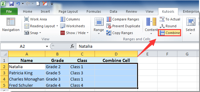 How To Add Text Cells Together Into One Cell In Excel