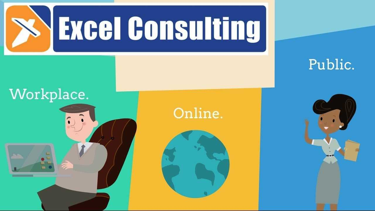 Excel Consulting Solutions YouTube