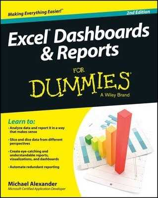 Excel Dashboards And Reports For Dummies Michael