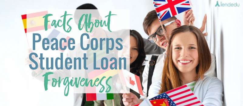 Facts About Peace Corps Student Loan Forgiveness Pacific