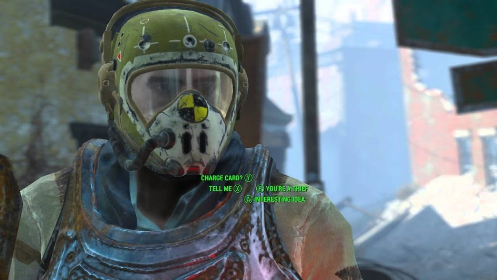 Fallout 4 Charge Card YouTube