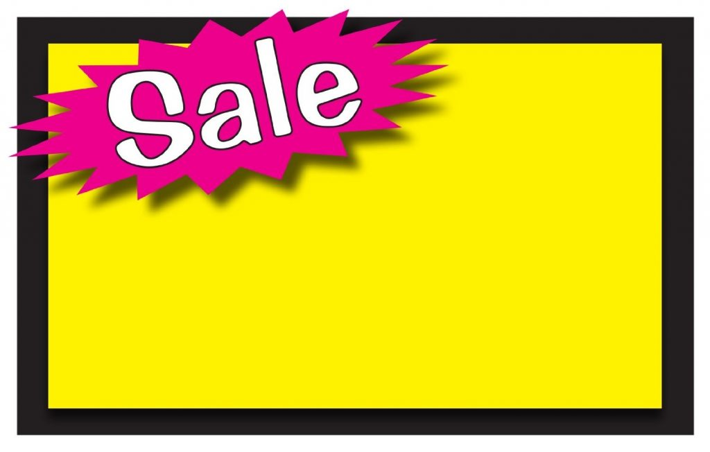 Cheap Free Printable Sale Signs For Retail Find Free