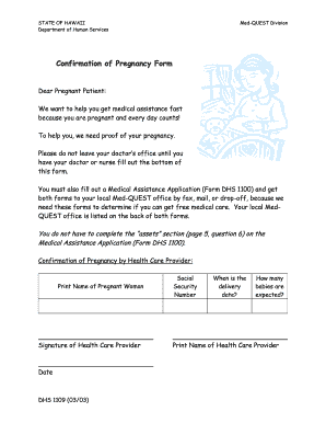 Free Fake Pregnancy Papers Downloads Fill Online