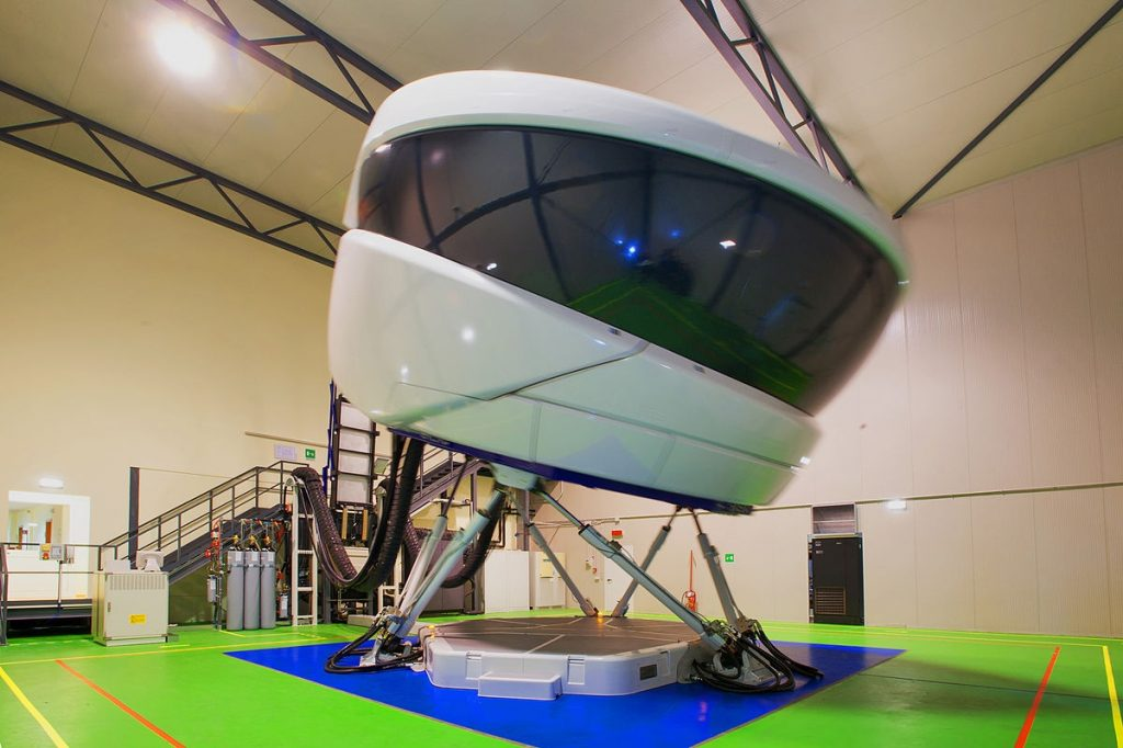 Full Flight Simulator Wikipedia