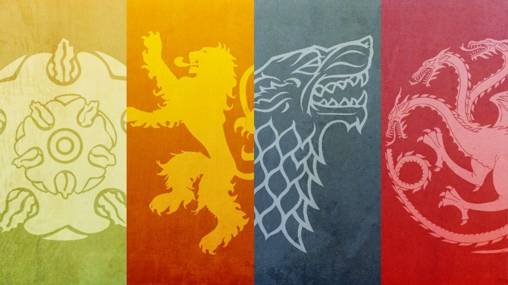 Game Of Thrones Houses Ranked Who Will Win In Season 8 IGN