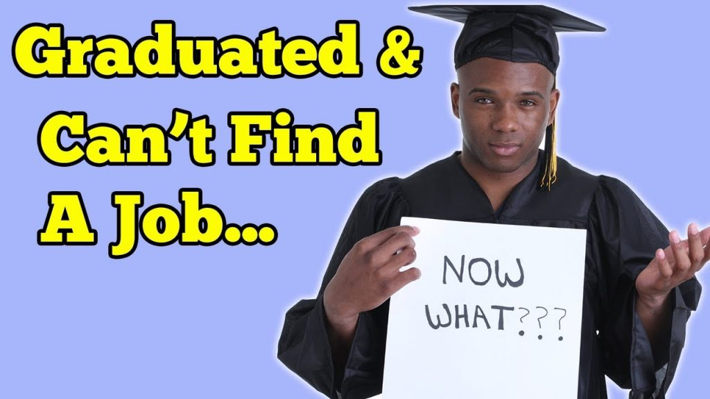 Graduated And Can t Find A Job NOW WHAT Socially