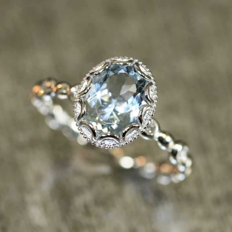 High Quality Of Diamond Alternatives To Engagement Ring