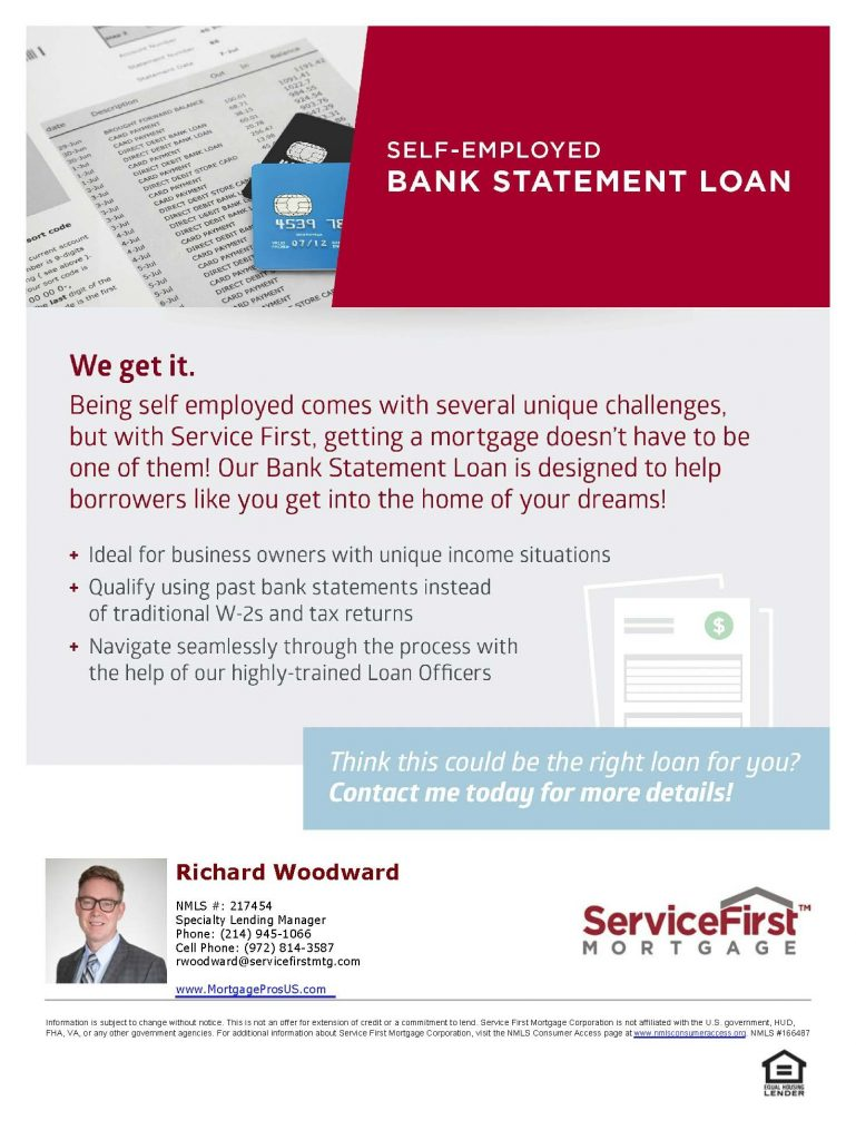Home Loans For Self employed People