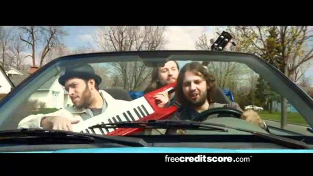 HOUSE MIX Free Credit Score Original Band New Commercial