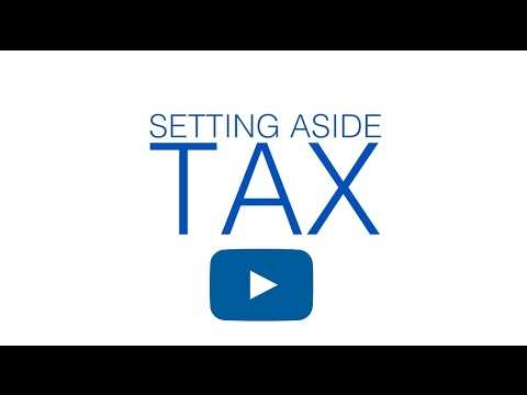 How Much Should You Set Aside For Taxes Tax Walls