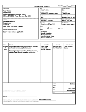 How To Fill An Invoice Fill Online Printable Fillable