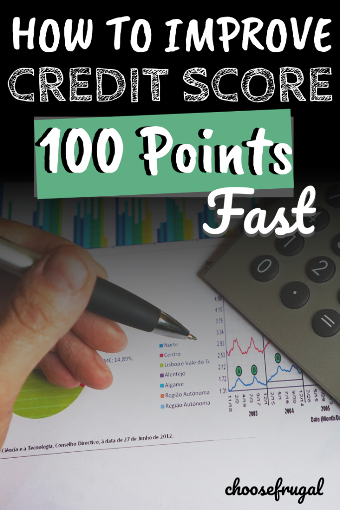 How To Improve Credit Score 100 Points And What Dropped
