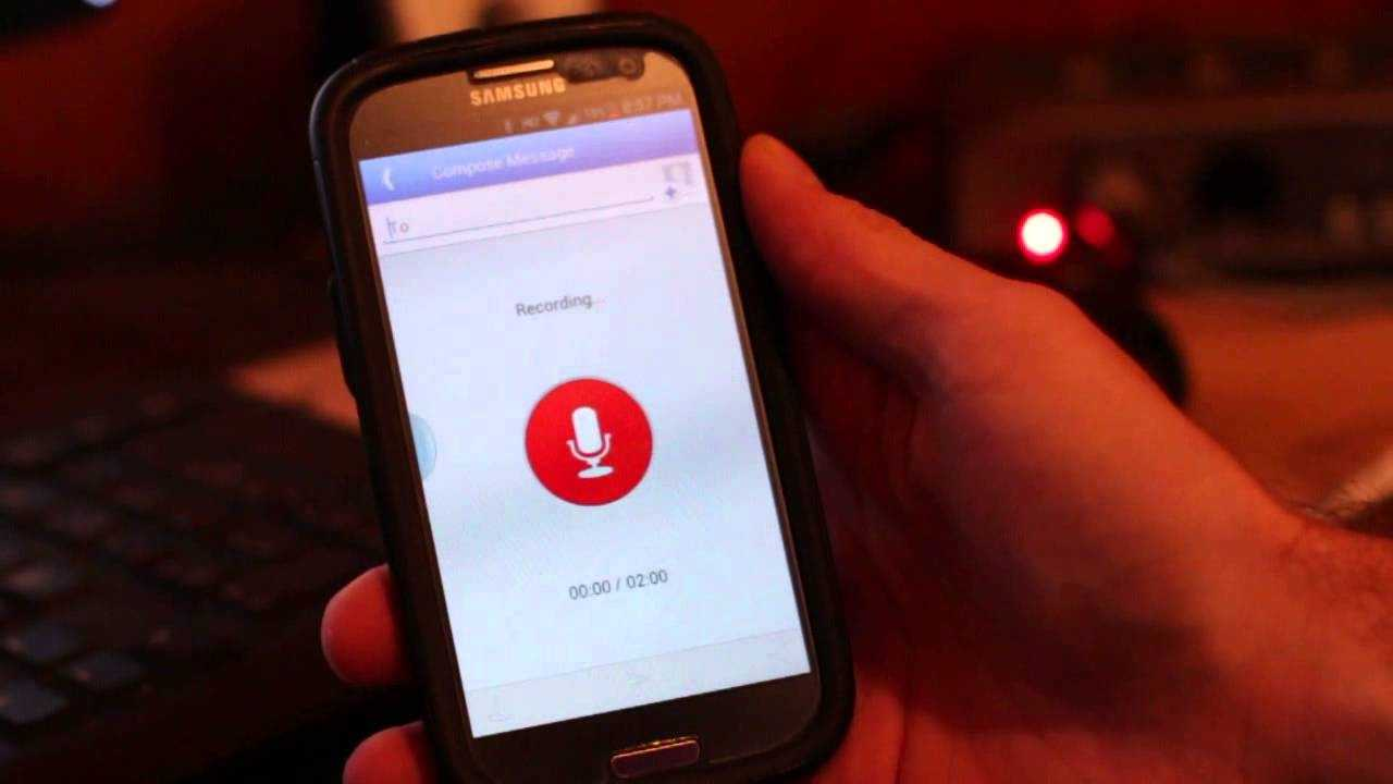 How To Leave A Voicemail WITHOUT Dialing Or Calling On The