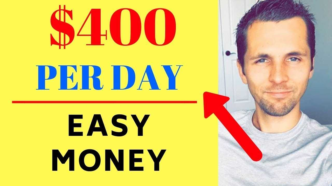 How To Make 400 Dollars A Day Online Fast 2019 METHOD