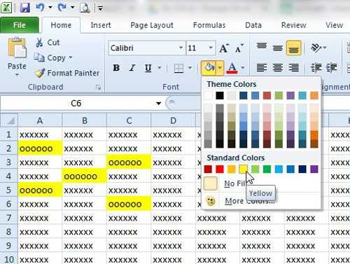 How To Select Non Adjacent Cells In Excel 2010 Solve