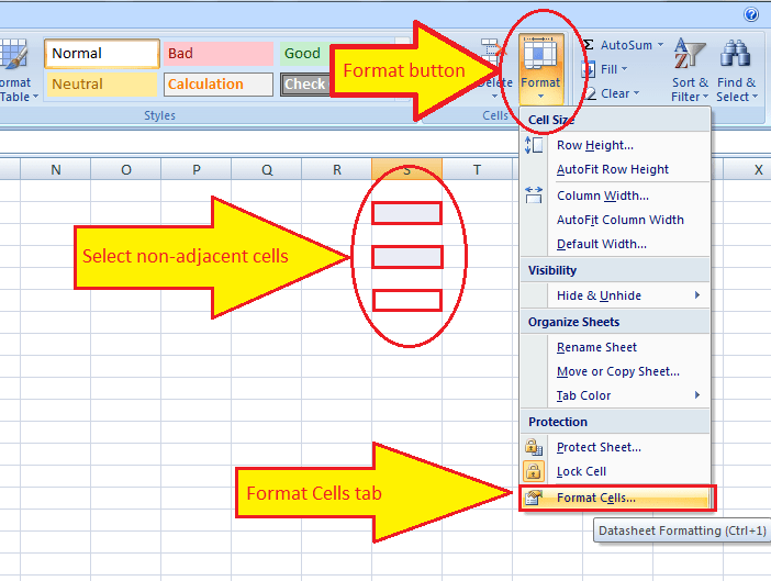 TOP 10 TIME SAVING TIPS FOR MICROSOFT EXCEL 2007 PART 2