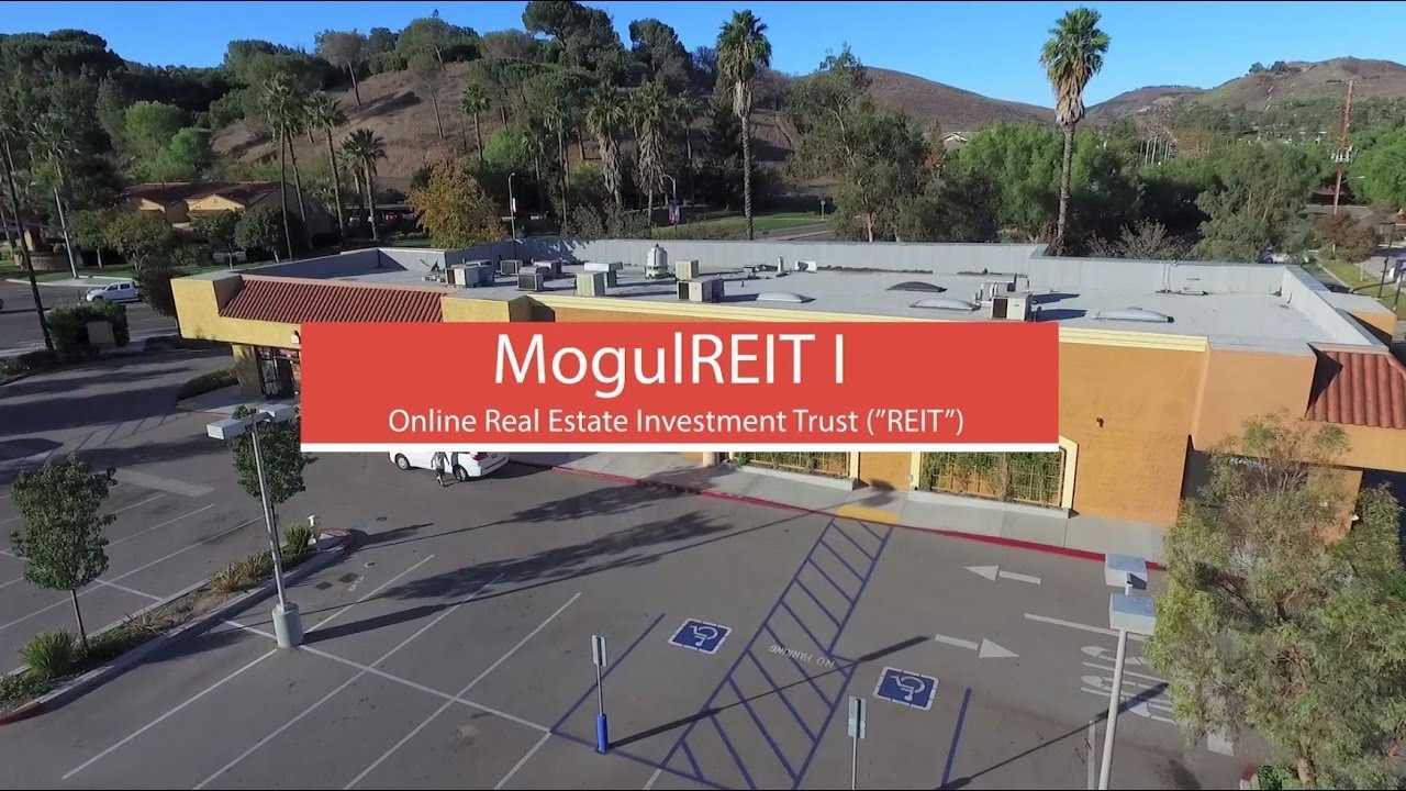 Introduction To MogulREIT Extended YouTube