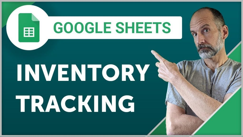 Google Sheets Inventory Tracking System YouTube