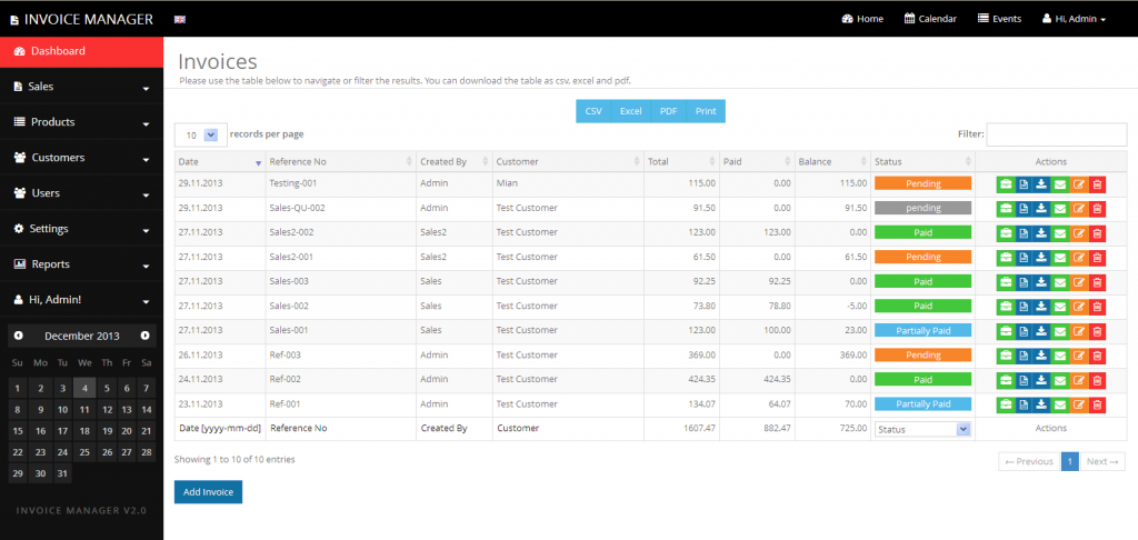 Simple Invoice Manager Invoicing Made Easy By Tecdiary