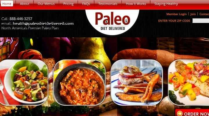 Is The Paleo Diet Delivered Service Still Available Gilt