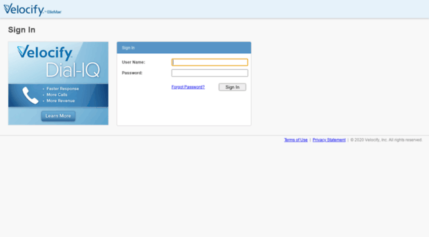 Lm velocify LeadManager Login Lm Velocify