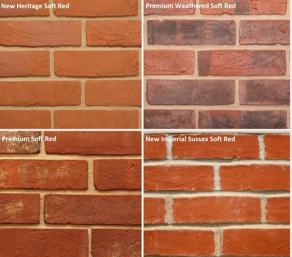 LRBM Adds Two New Brick Types To Soft Red Range London
