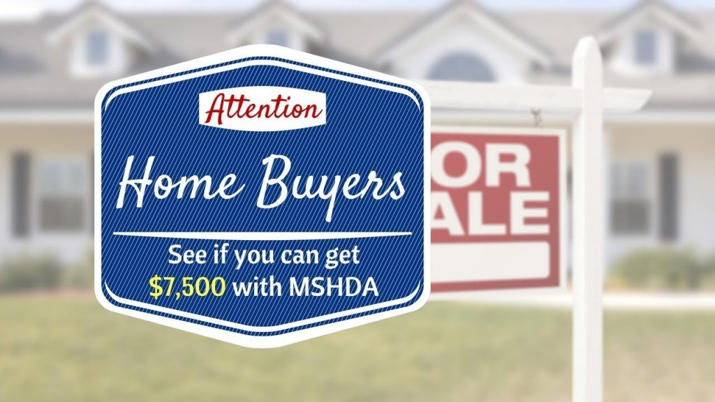 MSHDA Down Payment Assistance Program YouTube