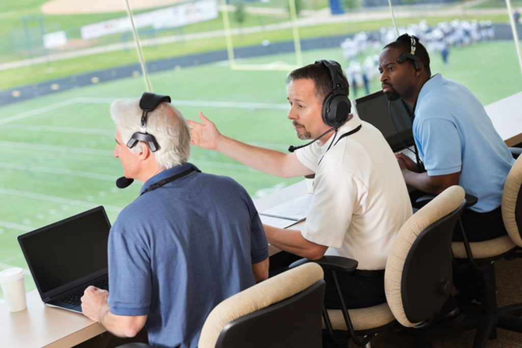 Overview Of Careers In Sports Broadcasting