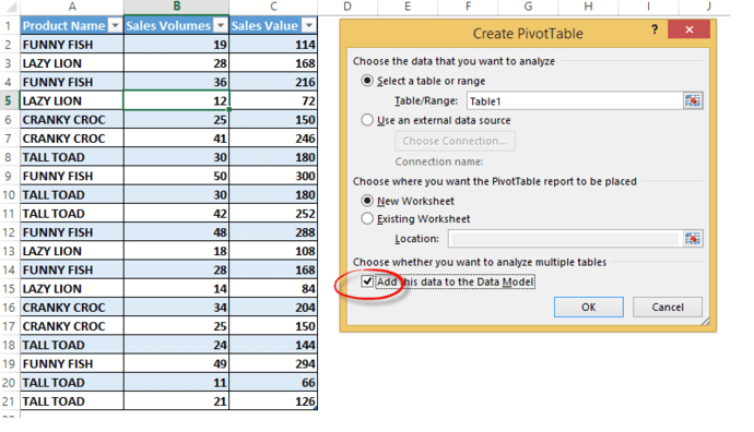 Excel Tip How To Count Unique Items In Excel Pivot Table