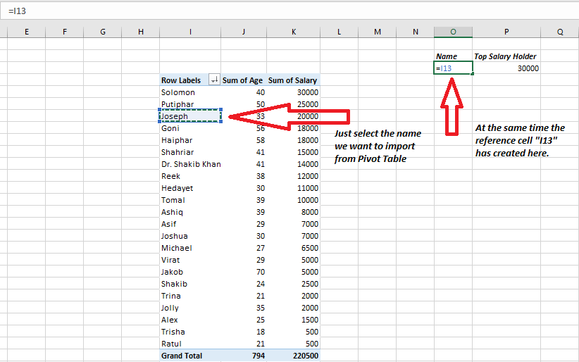 How To Use Pivot Table Data In Excel Formulas ExcelDemy